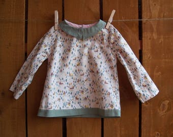 Forest Blouse