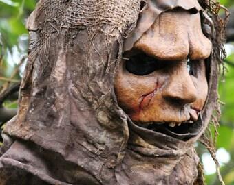 Sliced - Halloween / Horror custom mask