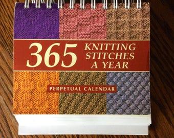 Stitch calendar Etsy