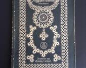 Antique crochet books Schiffchenarbeiten bearbeitet von Emmy Liebert  Band 36