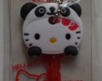 Sanrio Panda Hello Kitty Animal Keycap