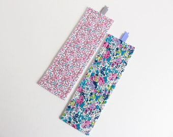 Liberty Lawn Set Of 2 Bookmarks
