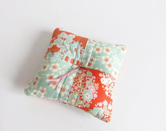 Tilda Fabric Pin Cushion.