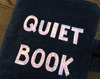 Quiet Book - Girl