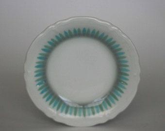 vintage shenango small plates set of four