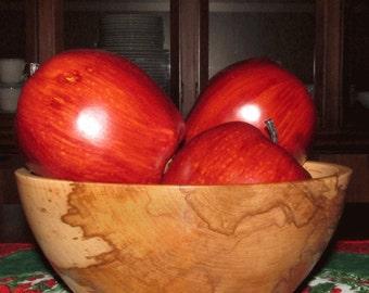 Nature's Design Ambrosia Maple bowl