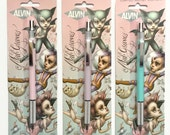 Mab Graves limited edition Alvin Draft Matic mechanical pencil set - in .03 .05 and .07 sizes with FREE Yupo paper pad