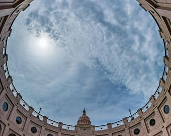 Eye on the Capitol Fine Art Photographic Print