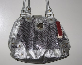Sequined Handbag