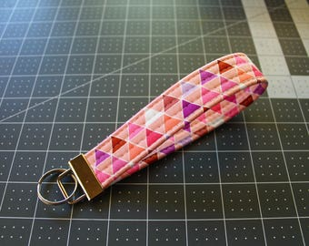Triangles Key Fob