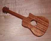 Home Decor Guitar Puzzle - Musical Instrument Office Decor