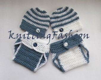 Newborn Twins Coming Home Outfits _Newborn Twins Set _ Baby Twins Hospital Outfits_ Photography Outfits Baby Twins