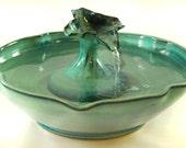 """Ceramic Cat Fountain """"Arabesque"""""""