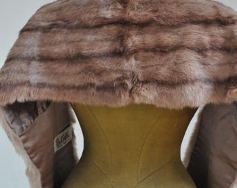 Vintage Fur Stole, Shawl, Wrap  - 100% of Proceeds to Charity