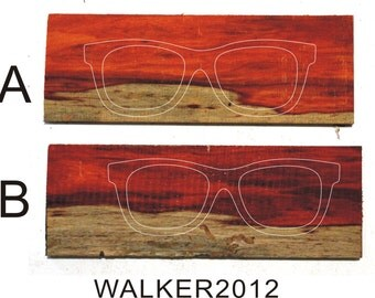 Customized handmade two tone rosewood wood watches and  frames prescription glasses sunglasses TAKEMOTO