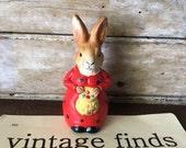 Vintage Germany  Bunny or Rabbit 1940's Beatrix Potter