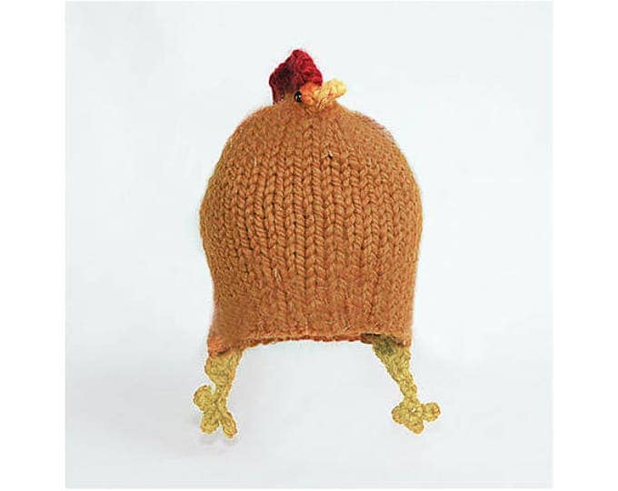 Buff Orpington Chicken Hat