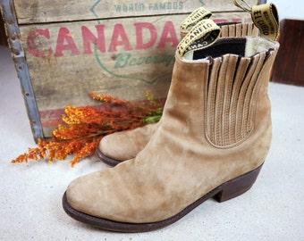 El Canelo Slip On Boot