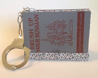 Collusion Clutch 30% to Charity book purse