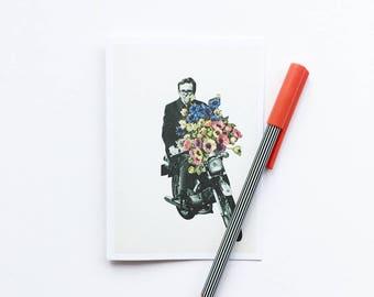 Father's Day Card, Motorbike Card, Birthday Card for Dad or Boyfriend - Pimp My Ride