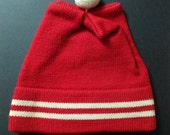 Moriarty Ski Hat, Moriarty Toque, Vintage Toque, Vintage Ski Hat, Vintage Moriarty, Wool Ski Hat, Vtg Wool Hat,