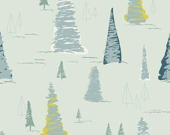 Premium Cotton - Heartland - Pinetre Fog