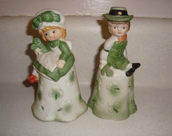 Pair of Irish bells