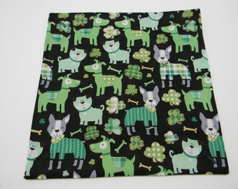 Accent Panels for Pillows and Placemats St.Patrick's Day