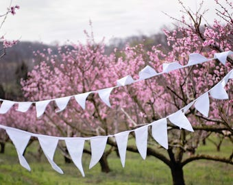 Bunting by the yard for parties and weddings