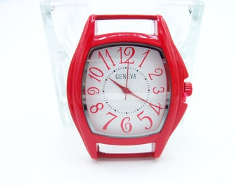 Ribbon Watch Face - Red
