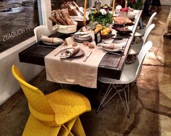 12 foot farmhouse table.