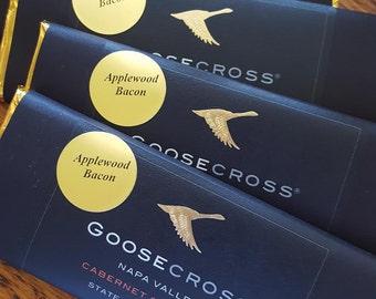 Corporate Gifts, Chocolate Bars, Dark Chocolate, Bacon, Chocolate Bacon, Dark Chocolate Bars, Bacon Chocolate, Chocolate Gift, Custom Labels