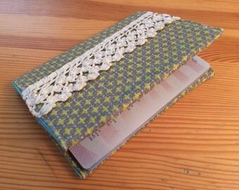 Lacy Passport Cover