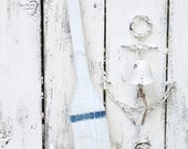 ON SALE Wood Oar~Nautical Wood Oar~Nautical Decor~Beach Decor~Sailor Decor