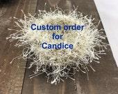 Custom Order for Candice