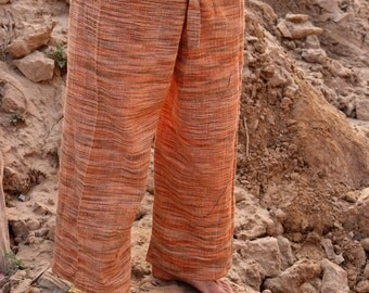 Fisherman Pants from khadi cotton