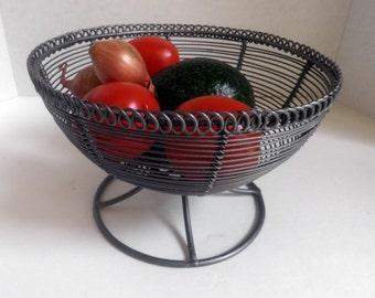 Wire Basket, gray