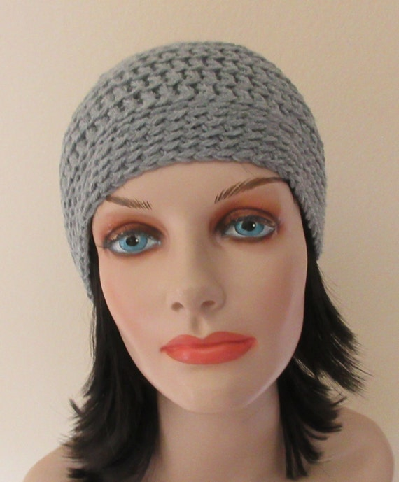 Grey Beanie, Cold Weather Accessory, Unisex Beanie, Skiing, Ice Skating, Snow Playing, Grey Snow Hat