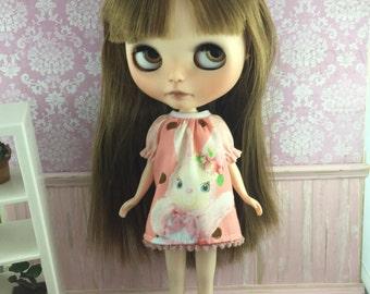 Blythe Smock Dress - Usaron Bunny