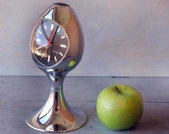 Egg Pedestal Mod Clock