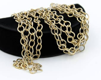 Long Chain Necklace or Belt, ca. 1970s