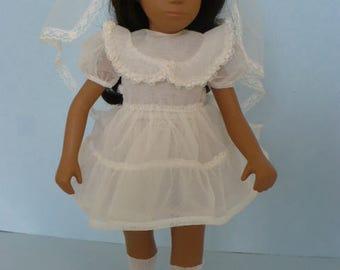 Sasha First Communion Dress Pattern