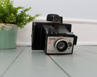 Say Cheese... Vintage Poloroid Land Camera 2, Photography, Home Decor