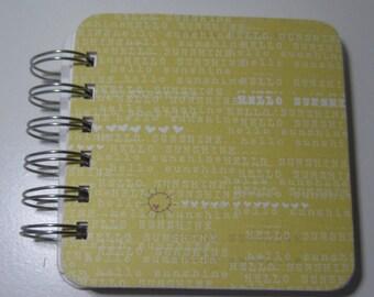 Sunshine Password Book