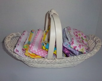 Baby Doll Diaper Sale - Receive 9 doll diapers or wipes cases with the purchase of 6 doll diapers or wipe cases-See Description for Details