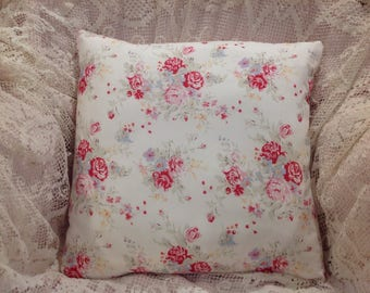 Shabby Chic Pillow cover beautiful summer wildflower design