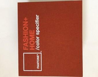 Pantone Book, Color Reference Design Book