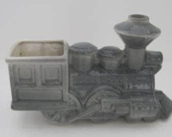 Vintage Train Planter