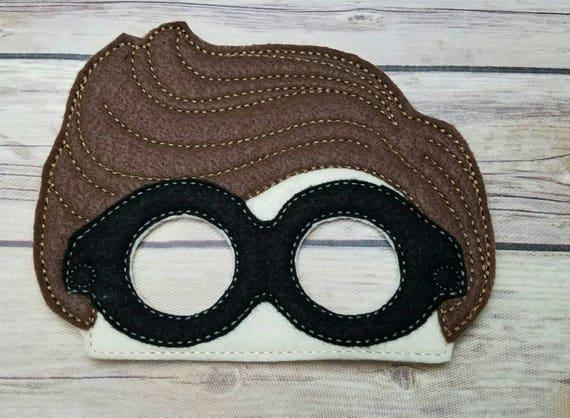 Robin Batman Lego Movie Mask
