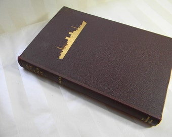 TROOPSHIPS OF WWII, By Roland Charles, First Edition, 1947, Author Signed